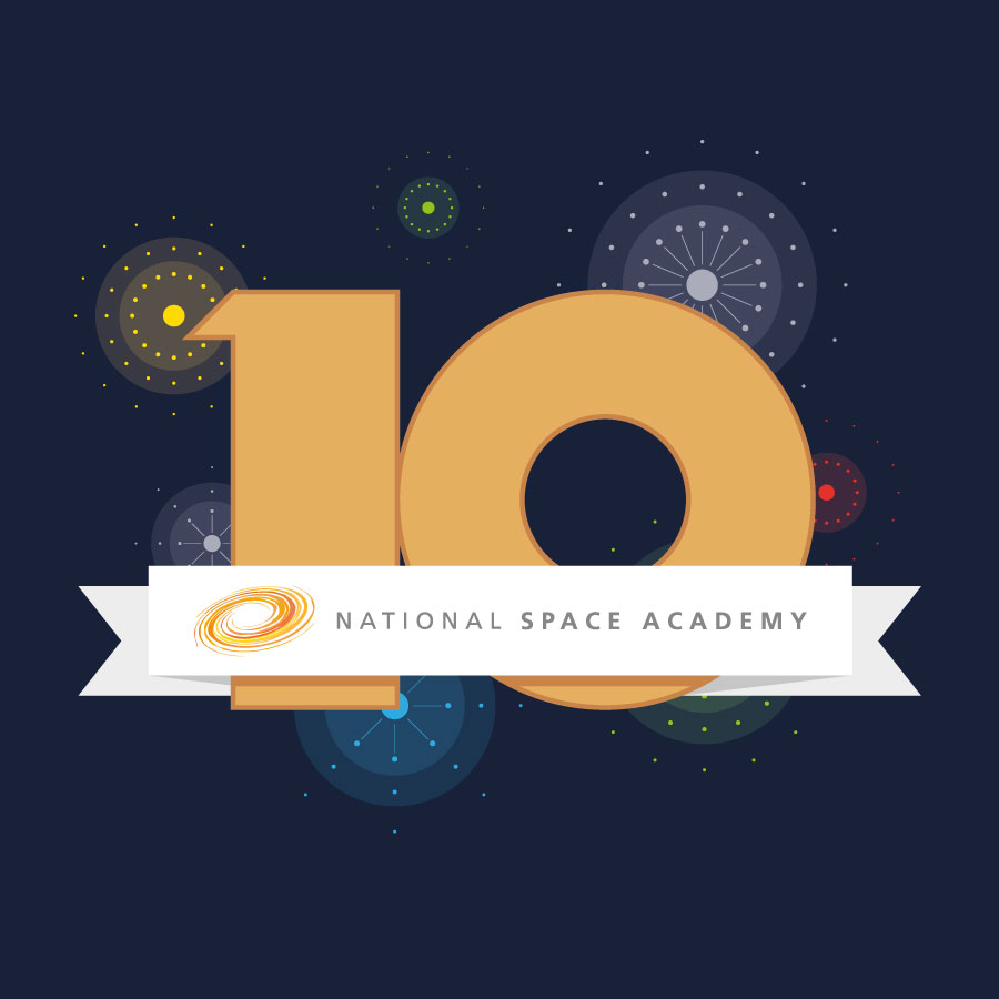 National Space Academy is 10